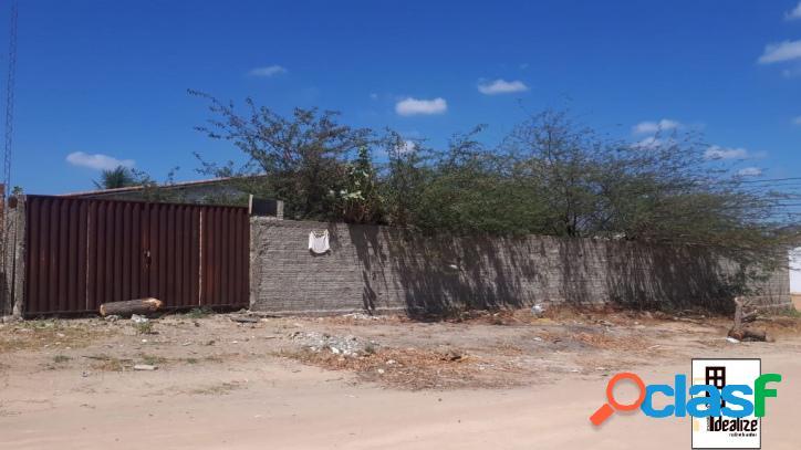 Vende se terreno de Esquina na Pousada dos Thermas