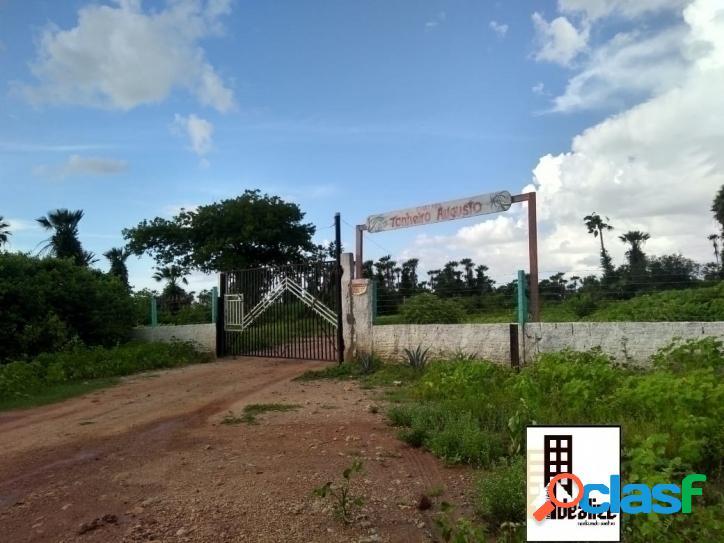 Vende se chácara em Governador Dix Sept Rosado -Rn (sitio Pitombeira)