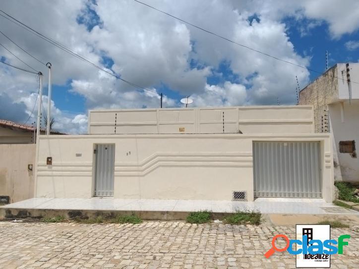 Vende se ótima casa no bairro alto de são Manoel