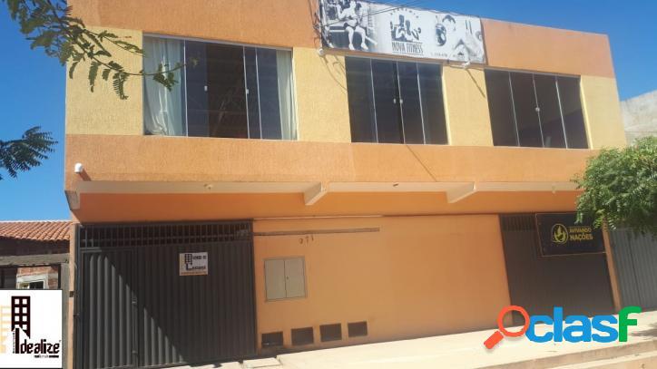 Vende se prédio comercial no bairro abolição iv