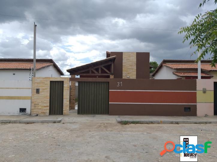 Vende se ótima casa no loteamento Cidade Oeste
