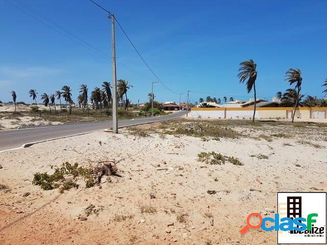 Vende se terreno na Praia de gado bravo Tibau Rn