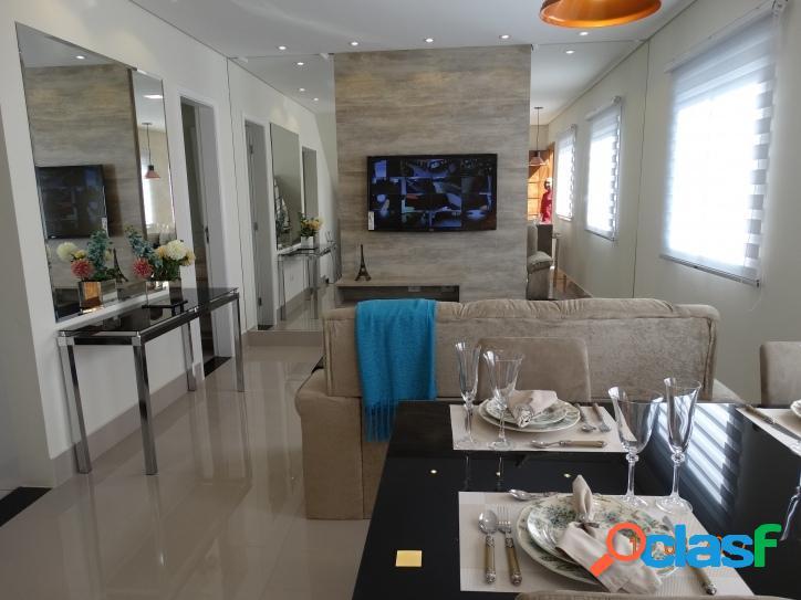 Casa nova em condomínio fechado mobiliado na zn vila mazzei