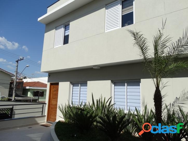 Oportunidade casa nova em condomínio fechado na zn de sp