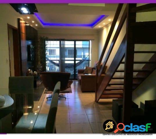 Excelente cobertura 03 quartos - villa nova