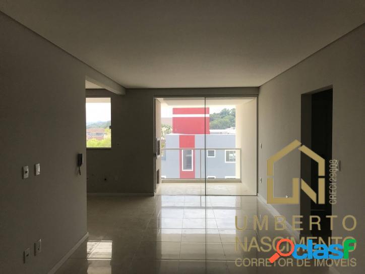 Apartamento 3 quartos para locação no bairro bela vista em gaspar