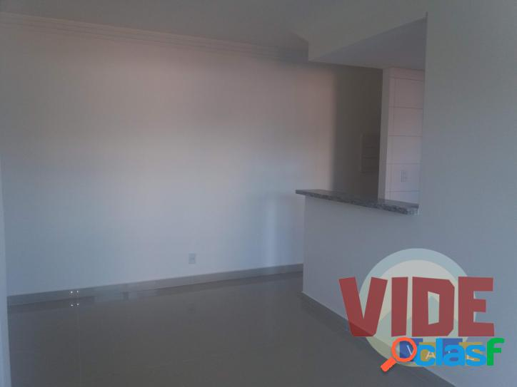 Apartamento pronto para morar, com 2 dormitórios (1 suíte), varanda gourmet, 69 m², no parque industrial