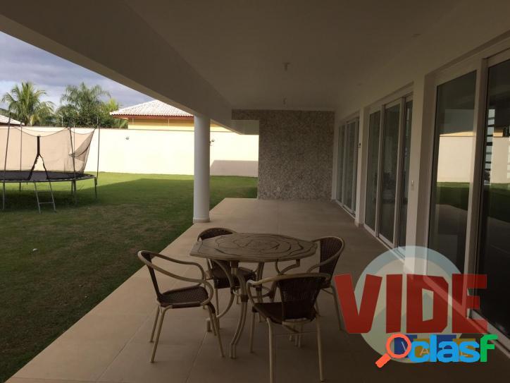 Belíssima Mansão, em excelente localização, no Condomínio Mirante do Vale, em Jacarei. 1