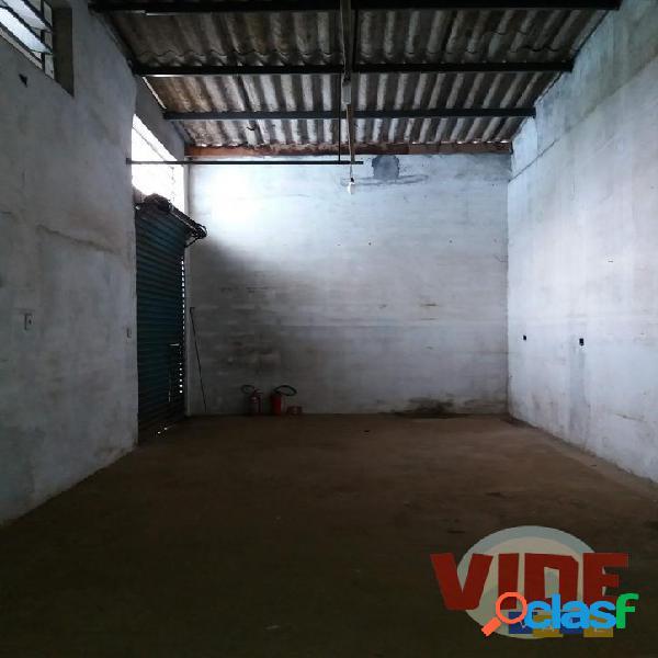Galpão c/ 280 m² AC, 500 m² de terreno, no Chácaras Reunidas, SJC 2