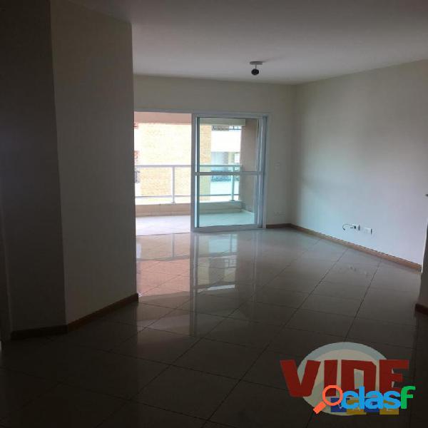 Apartamento com 3 dormitórios (1 suíte), 97 m², no aquarius