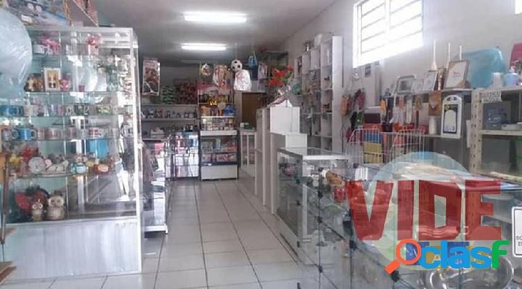 Negócio a venda: bazar e papelaria em ótima localização na zona sul (sjc)