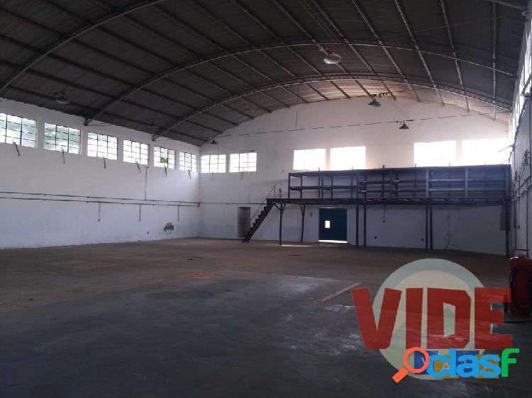 Chácaras Reunidas: Galpão com 600 m², bairro industrial, próximo à Dutra, em São José dos Campos 3