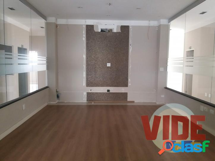 Salas com 290 m², 6 vagas, na vila adyana, região nobre de são josé.