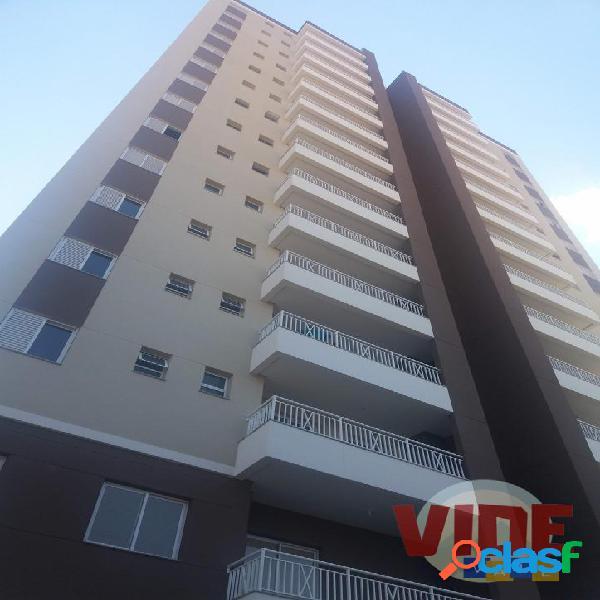 Apto. novo, c/ 2 dorms (1 suíte), varanda gourmet, 69 m², parque industrial