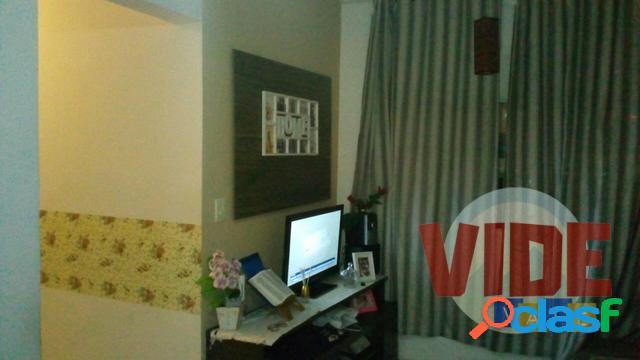 Apartamento com 2 dorms, 50 m², no palmeiras de são josé (pq. industrial)