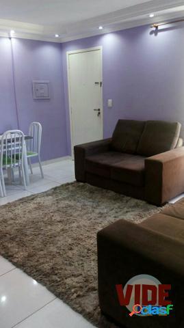 Jardim américa: apartamento c/ 2 dormitórios, 1 vaga, 60 m², em sjc