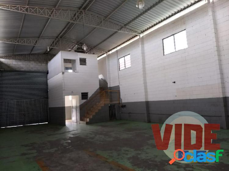 Sjc: galpão na zona sul, 200 m², próximo ao eldorado e chácaras reunidas