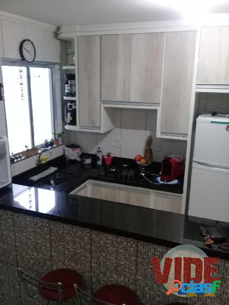 Casa em condomínio, com 2 dormitórios, 75 m², no parque califórnia, jacareí