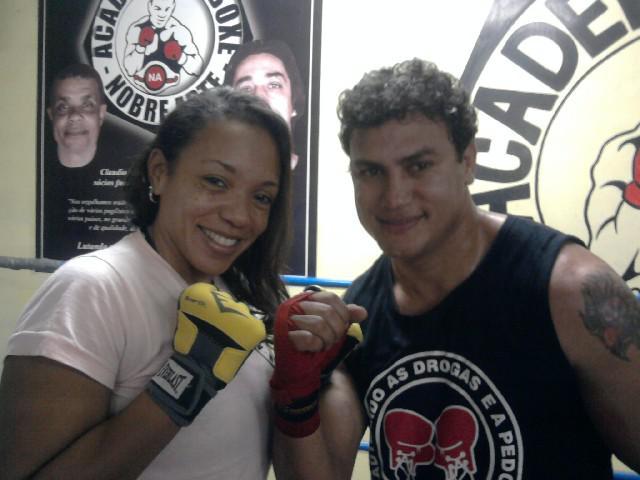 Boxe posto 4 copacabana