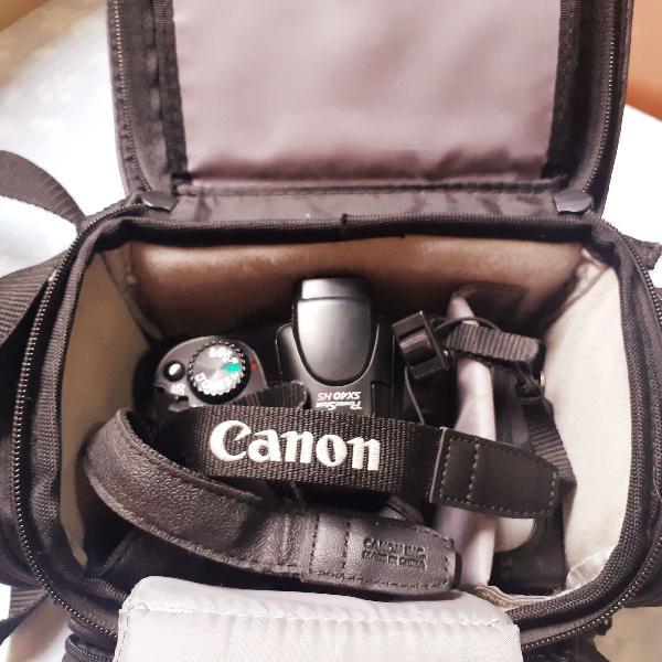 Camera semi profissional canon sx40 hs