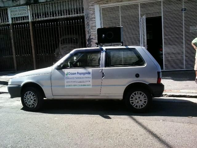 Carros de som