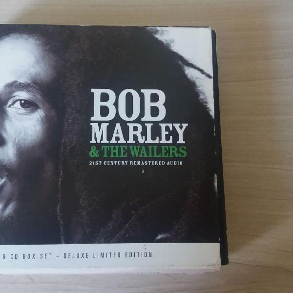 Coletânea bob marley e the wailers