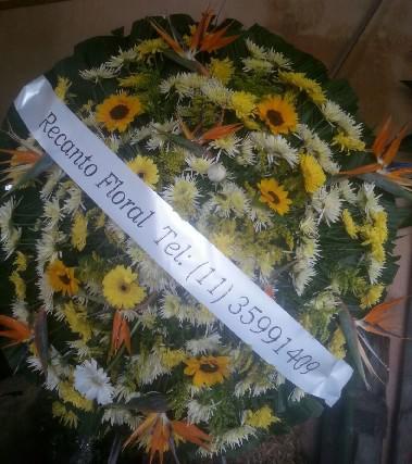 Coroa de flores em osasco e região ligue 972053098