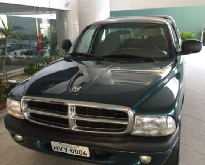 Dodge dakota 1999 v6 muito nova 35mil