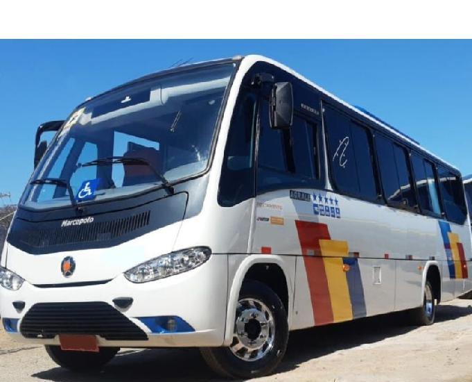 Micro ônibus executivo - com ar e wc 2011