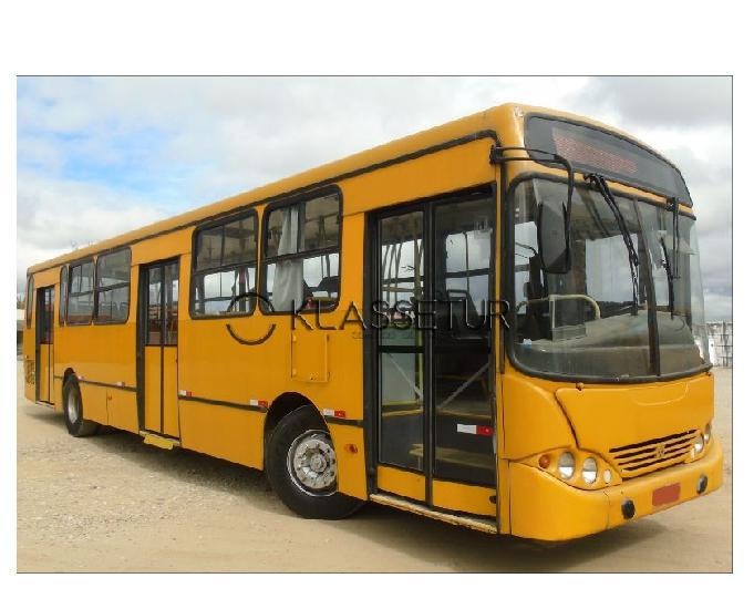 Onibus busscar urbanuss mb o-500 m(cod.149) ano 2007-2008