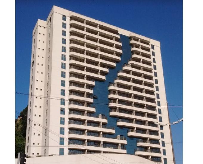 Sala comercial 43m - bairro valongo - santossp