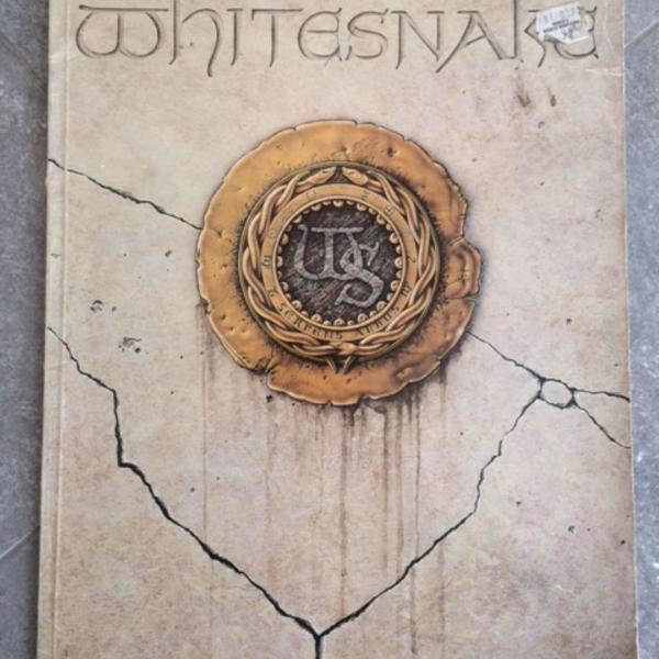 Songbook whitesnake