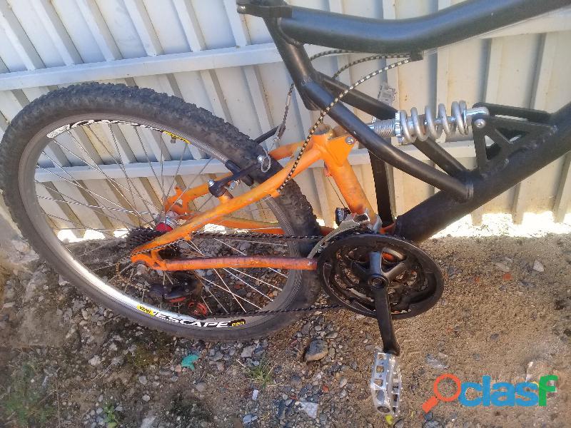 Bicicleta caloi sk aro 26