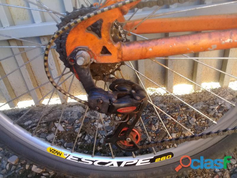 Bicicleta Caloi sk aro 26 2
