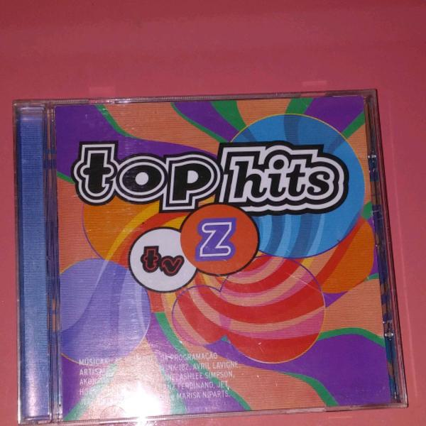 Cd top hits tvz 2005