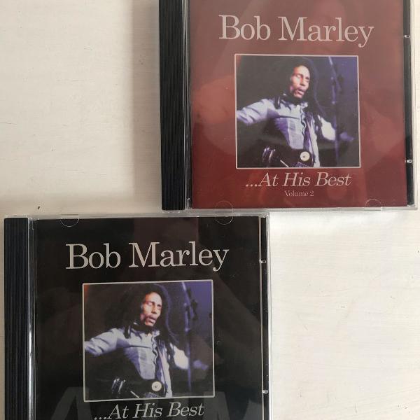 Cds bob marley