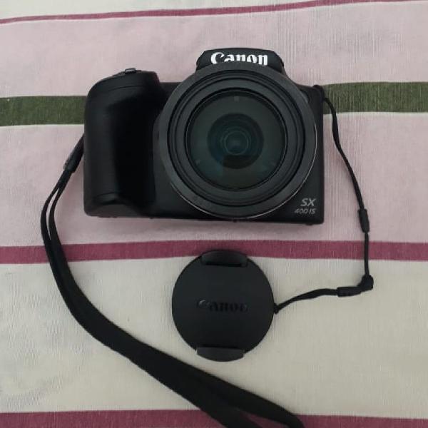 Câmera canon powershot sx 400 is