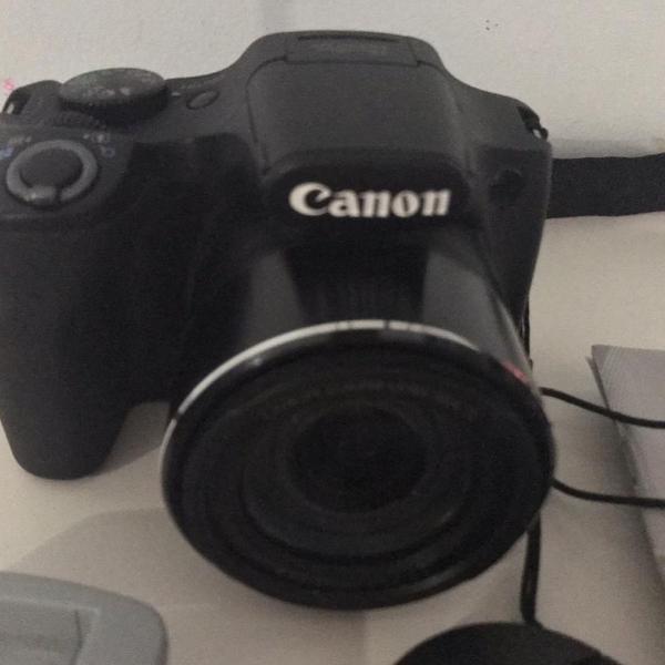 Câmera cânon powershot 530sx hs wi-fi