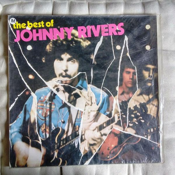 Disco vinil johnny rivers