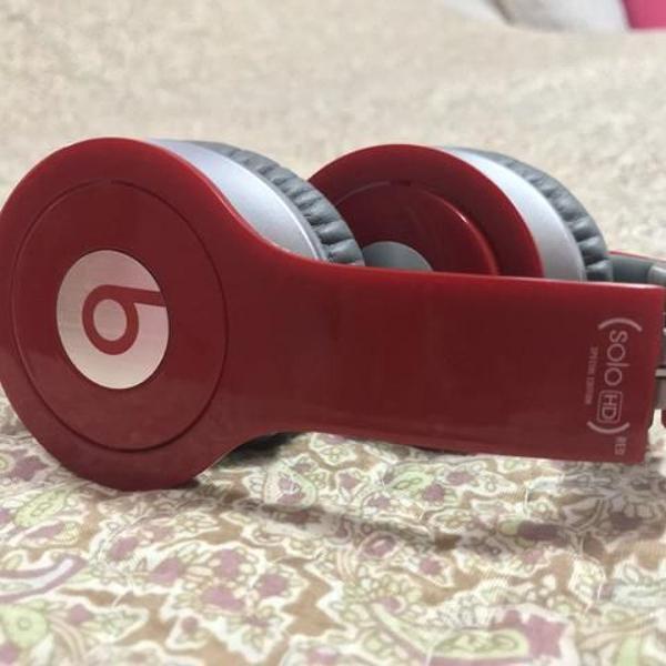Fone de ouvidos beats by dr. dre solo hd