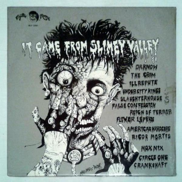 Lp vinil it came from slimey valley
