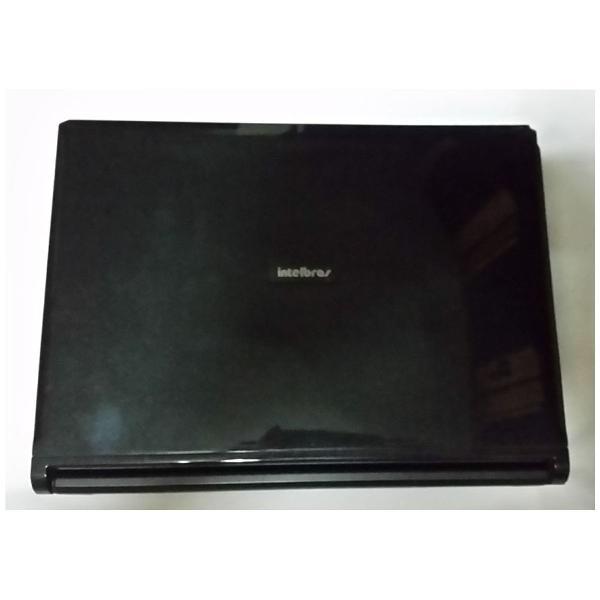 Notebook intelbras l541 para retirar peças sucata não liga