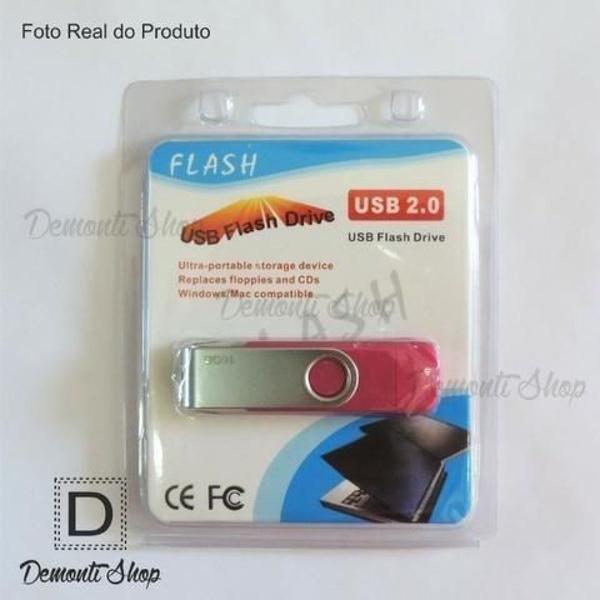 Pen drive 16gb rosa