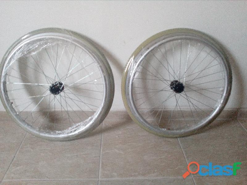 Roda para cadeira de rodas