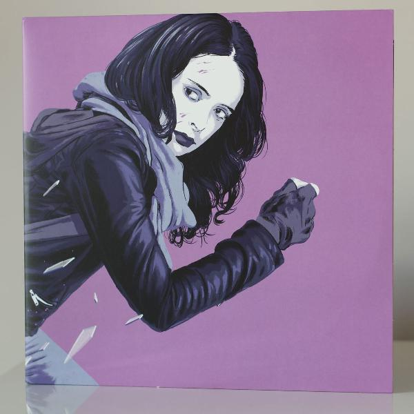 Vinil jessica jones - trilha musical (ost)