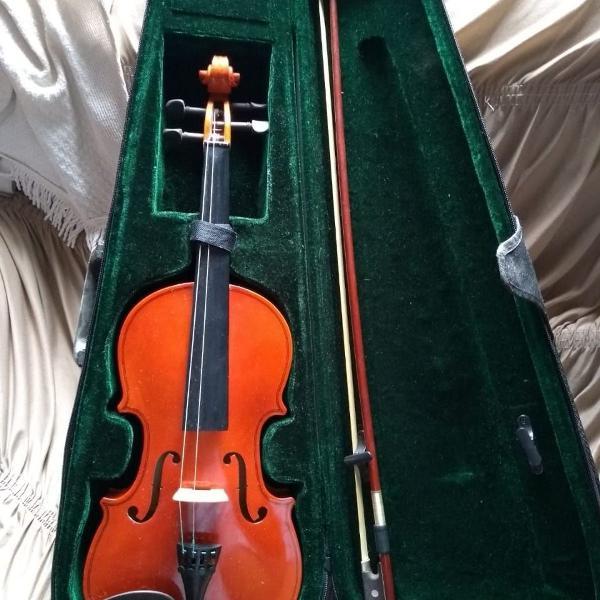 Violino giannini 4/4 semi novo