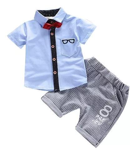 Conjunto roupa social menino bebe infantil criança