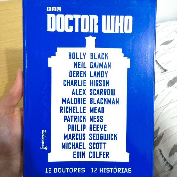 Doctor who: 12 doutores, 12 histórias
