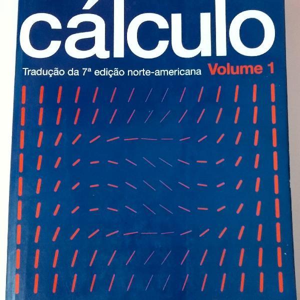 Livro cálculo volume 1 - sétima edição - james stewart