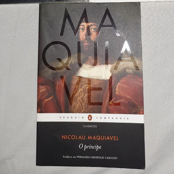 Livro o príncipe de nicolau maquiavel